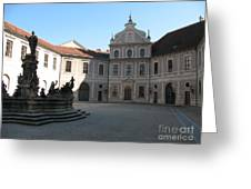 Residence Munich Greeting Card