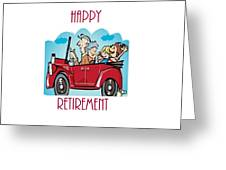 Retirement And Grandkids Greeting Card