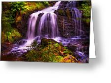 Retreat For Soul. Rest And Be Thankful. Scotland Greeting Card
