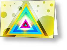 Retrosync Greeting Card