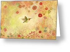 Returning To Fairyland Greeting Card