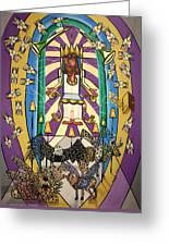 Revelation Chapter 4 Greeting Card