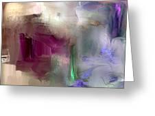 Reveletion Of Evening Greeting Card