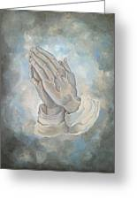 Reverence Greeting Card