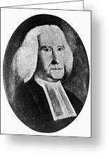Reverend William Smith Greeting Card