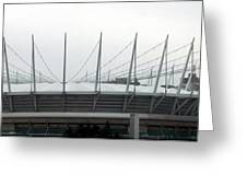 Revised Old Bc Place Greeting Card