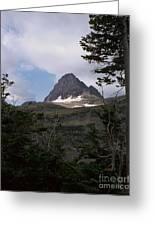 Reynolds Mountain Greeting Card