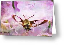 Rhododendron Dreams Greeting Card