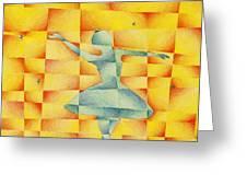 Rhythm Greeting Card