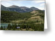 Ribbon Creek Rec Area Greeting Card