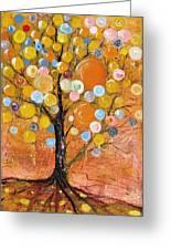 Rich Tree Greeting Card