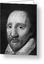 Richard Burbage (c1567-1619) Greeting Card