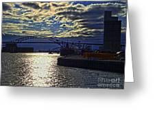Richard I Bong Memorial Bridge Greeting Card