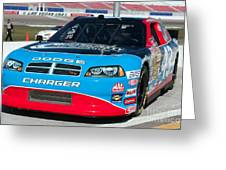 Richard Petty Driving School Nascar  Greeting Card