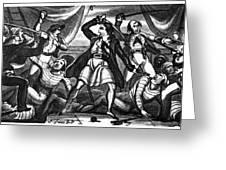 Richard Worley (c1686-1719) Greeting Card