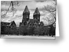 Richardson Complex 4012 Greeting Card