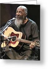 Richie Havens Greeting Card