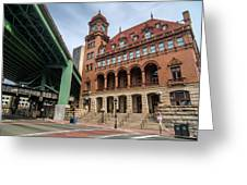 Richmond Virginia Architecture Greeting Card