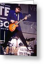 Rick Nielsen Cheap Trick Greeting Card