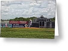 Rickwood Classic Baseball - Birmingham Alabama Greeting Card