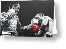 Ricky Burns 4 Greeting Card