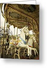 Ride The Wild Pony Greeting Card