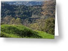 Ridge View Greeting Card