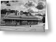 Ridgway Depot 3518b Greeting Card