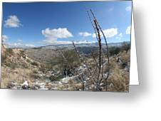 Rincon Valley Greeting Card