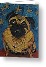 Ringodog Greeting Card