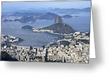Rio De Janeiro 1 Greeting Card