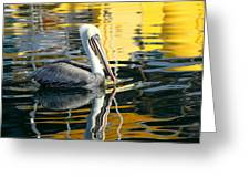 Ripples And Reflections 2 Greeting Card