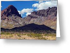 Route 66 Scenery Greeting Card