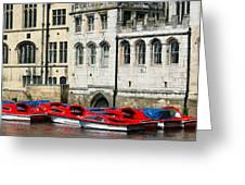 River Ouse Greeting Card