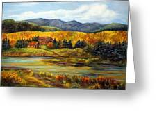 River Ranch Greeting Card