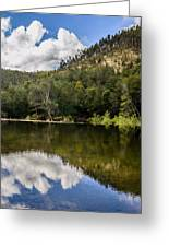River Reflections I Greeting Card