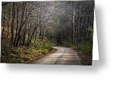 River Road Greeting Card