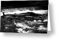 River Wye - England Greeting Card