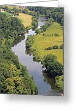 River Wye Greeting Card