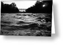 Rivers Edge Greeting Card