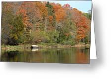 Riverside Colors 2 Greeting Card