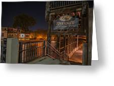 Riverside Commons Greeting Card