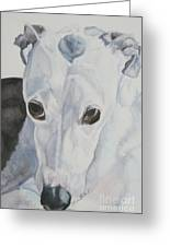 Riveted Greeting Card by Susan Herber