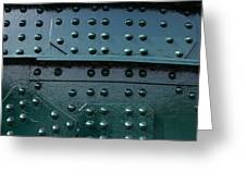 Rivets 02 Greeting Card