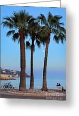 Riviera Romance Greeting Card