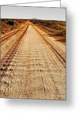 Road To Everywhere Greeting Card