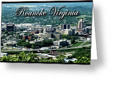 Roanoke Home Greeting Card by Scott Ware