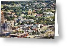 Roanoke Virginia Greeting Card