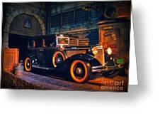 Roaring Twenties Greeting Card