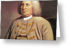 Robert Dinwiddie (1693-1770) Greeting Card